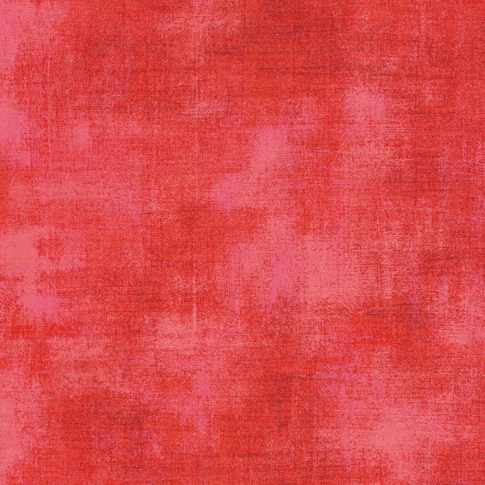 Textured mottled pink grunge fabric
