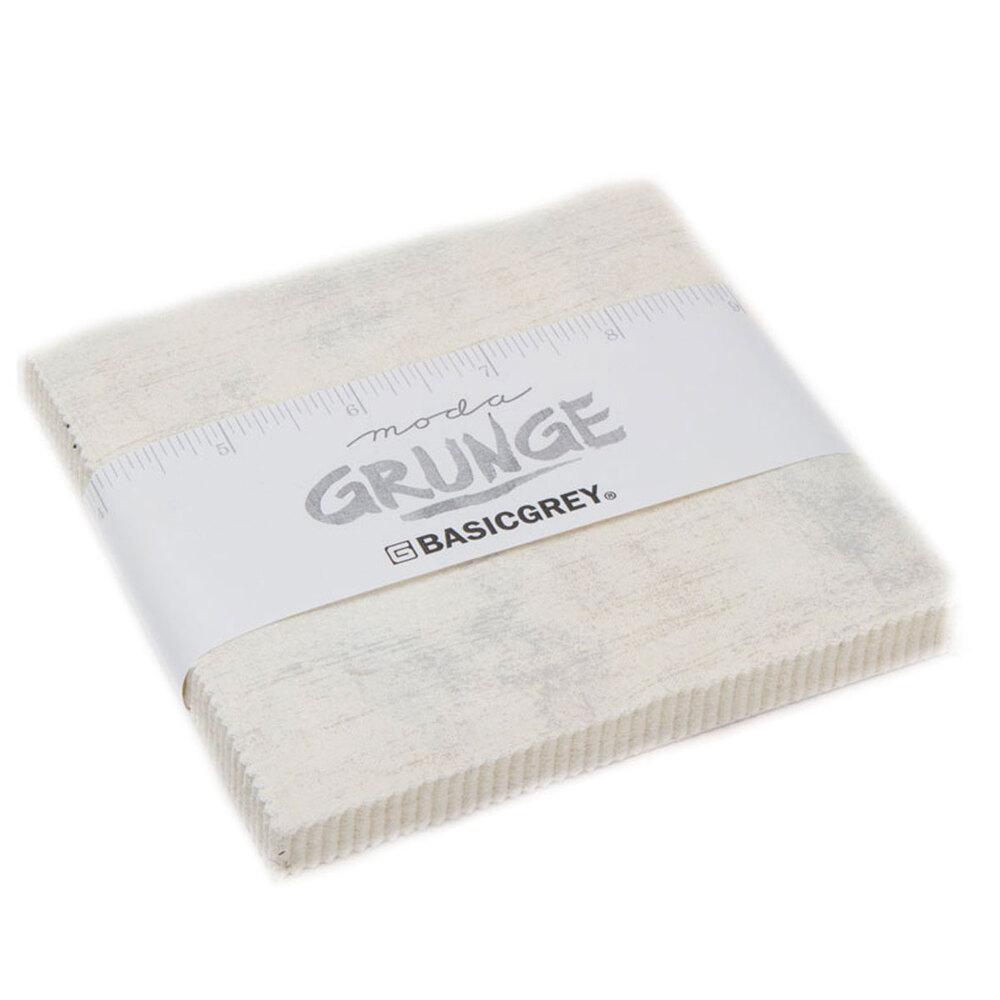 The Creme Grunge Charm Pack | Shabby Fabrics