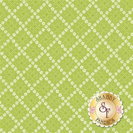 Guernsey 18646-13 Leaf by Brenda Riddle for Moda Fabrics