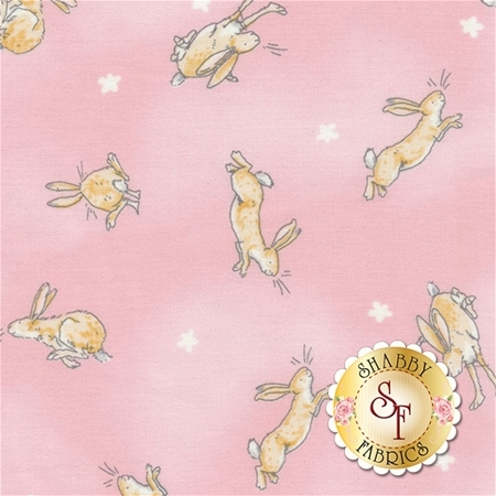 Guess How Much I Love You III  Y2112-41 by Anita Jeram for Clothworks Fabrics
