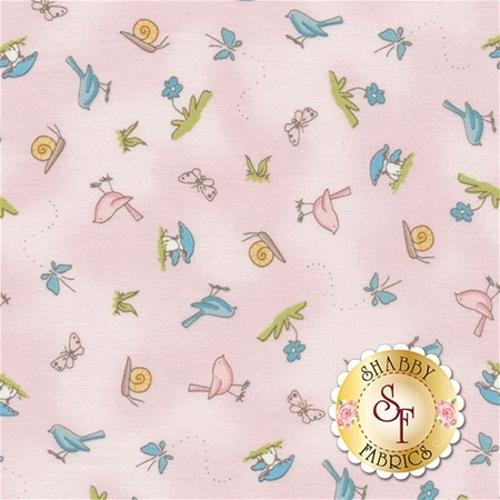 Guess How Much I Love You III  Y2113-41 by Anita Jeram for Clothworks Fabrics- REM