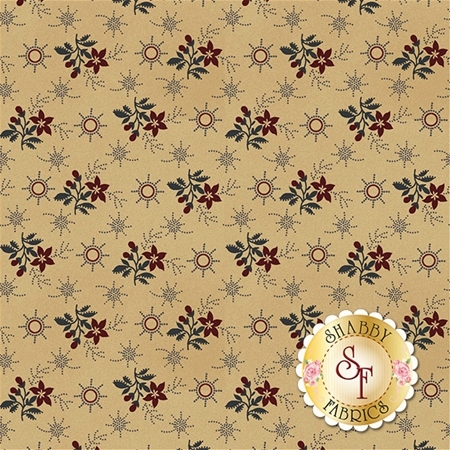 Spirit Of America 8864-38 by Stacy West for Henry Glass Fabrics