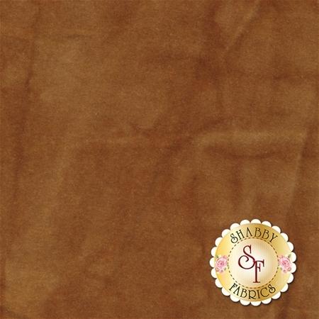 Hand-Dyed Velvet Fat Quarter - Amber by Blackberry Primitives