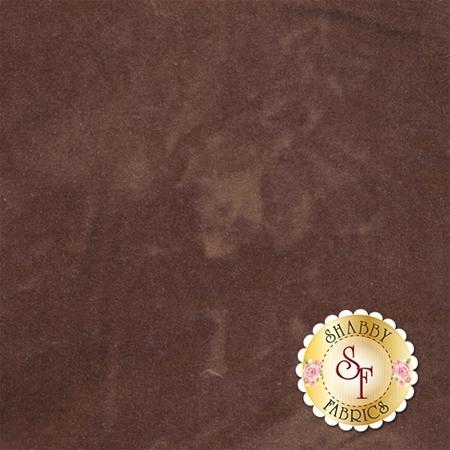 Hand-Dyed Velvet Fat Quarter - Saddle by Blackberry Primitives