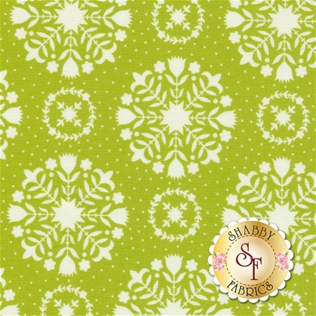 Handmade 55141-14 Green by Bonnie & Camille for Moda Fabrics