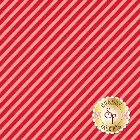 Handmade 55145-23 Red Coral by Bonnie & Camille for Moda Fabrics