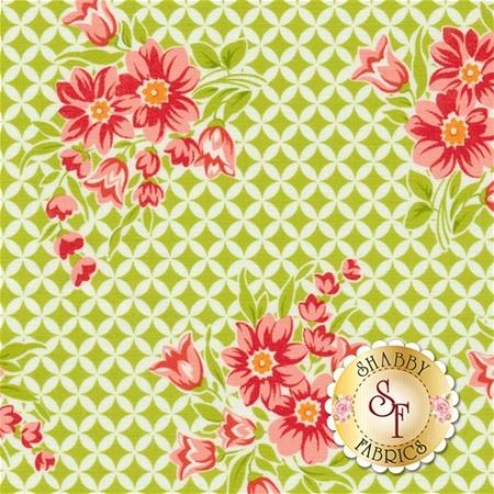 Handmade 55146-14 Green by Bonnie & Camille for Moda Fabrics