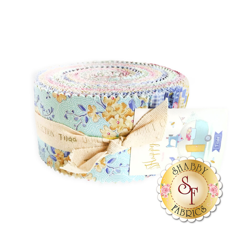 Happy Campers 2 1/2 inch strips | Shabby Fabrics