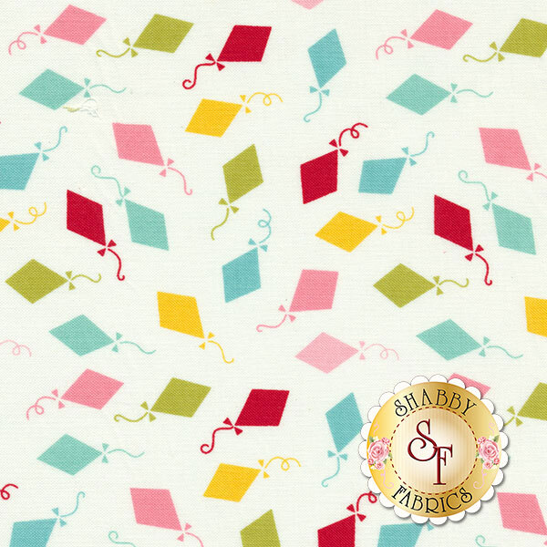 Happy Day C5913-MULTI by Lori Whitlock for Riley Blake Designs
