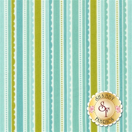 Happy Day C5915-AQUA by Riley Blake Designs