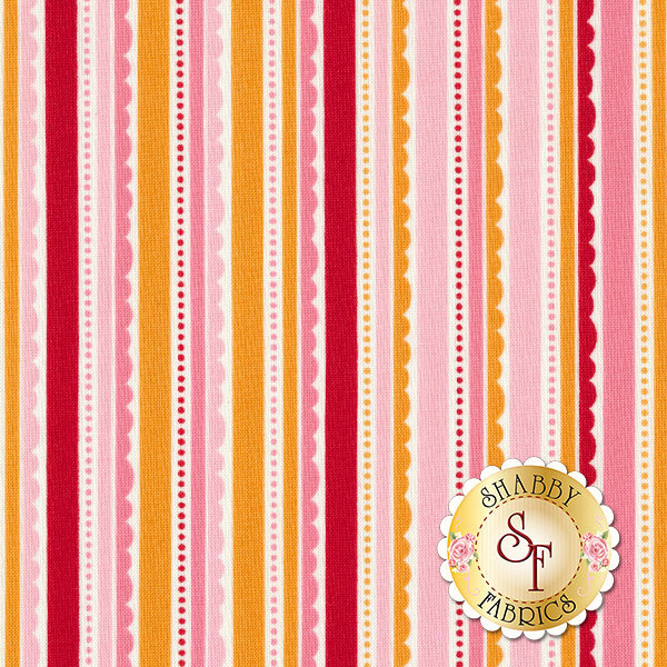Happy Day C5915-PINK by Lori Whitlock for Riley Blake Designs