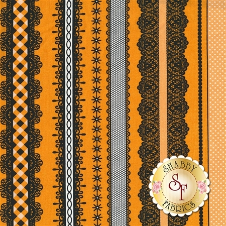 Happy Halloween 62557-B770715 by Patrick Lose Fabrics