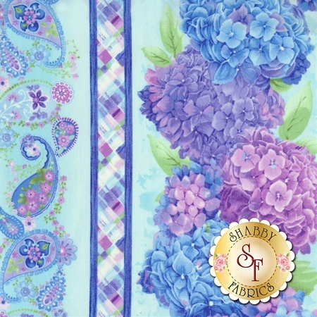 Harmony C5221-Sky by Timeless Treasures Fabrics