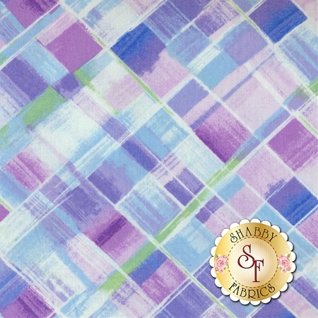 Harmony C5223-Lilac by Chong-a Hwang for Timeless Treasures Fabrics
