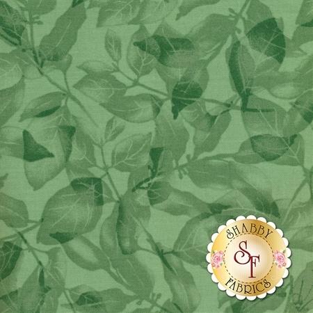 Harmony C5545-Green by Chong-a Hwang for Timeless Treasures Fabrics