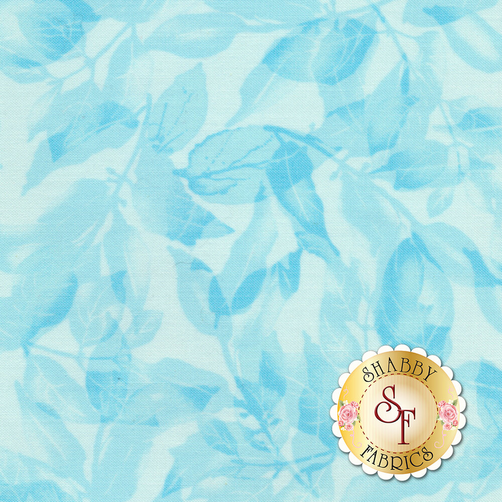 Harmony C5545-Mist by Chong-a Hwang for Timeless Treasures Fabrics