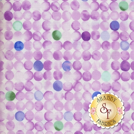 Harmony C5548-Lilac by Chong-a Hwang for Timeless Treasures Fabrics