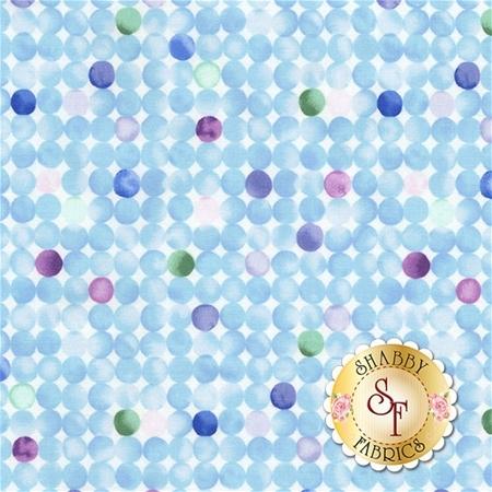 Harmony C5548-Sky by Chong-a Hwang for Timeless Treasures Fabrics