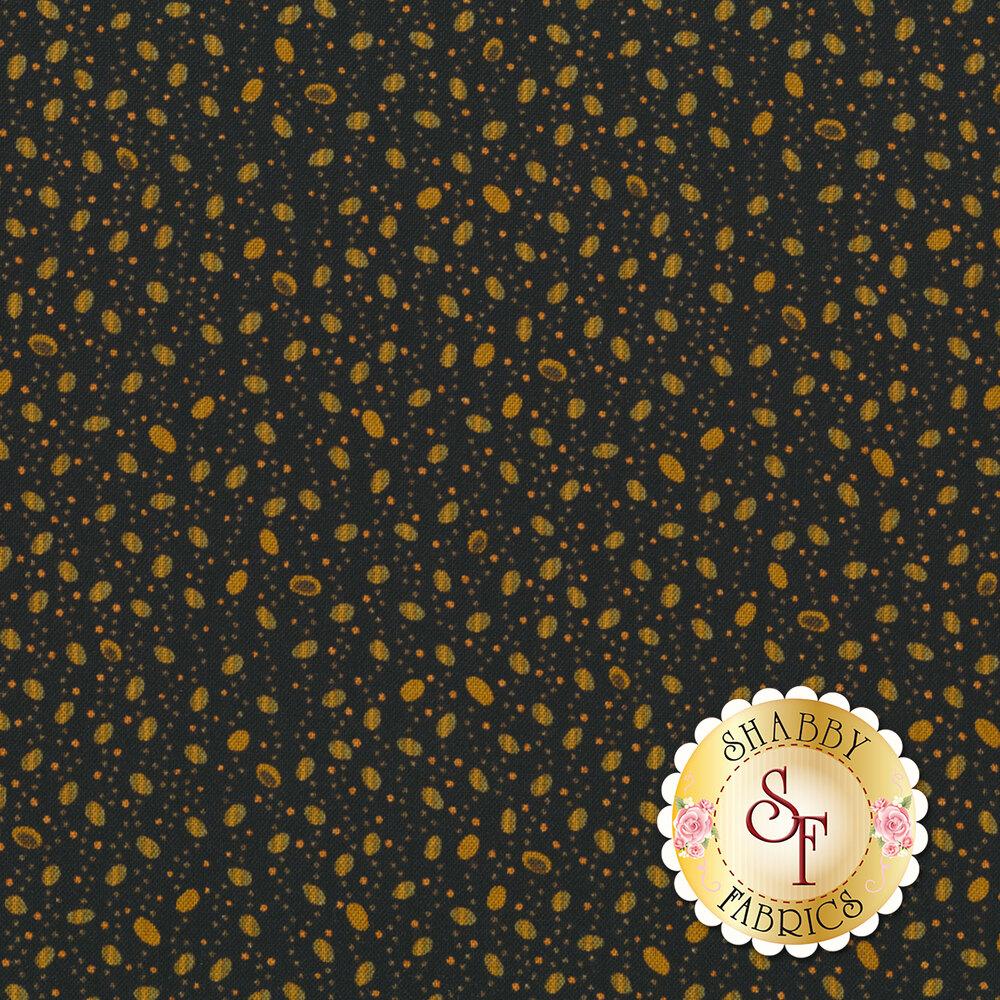 Harvest Moon 8848-KO Black/Orange Jelly Beans by Andover Fabrics