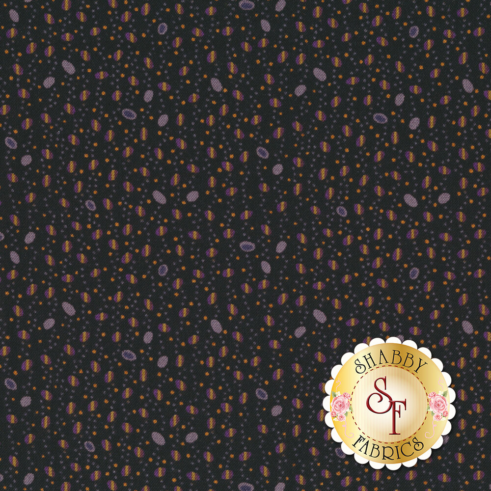Harvest Moon 8848-KP Purple Jelly Beans by Andover Fabrics