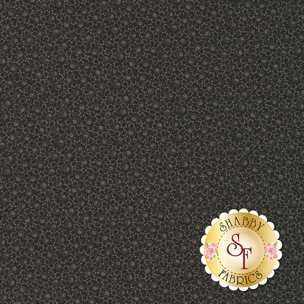 Harvest Moon 8852-K Black Crescents by Andover Fabrics