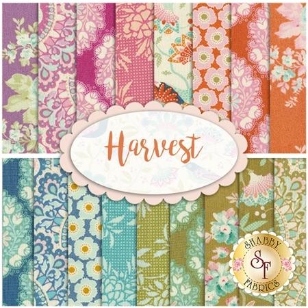 Harvest  17 FQ Set by Tilda