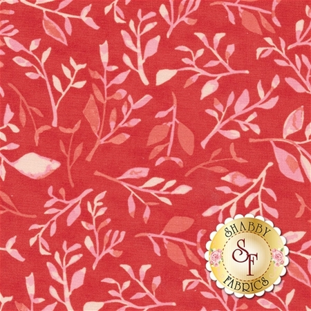 Hazelwood 36011-20 Persimmon by One Canoe Two for Moda Fabrics