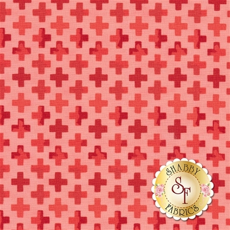 Hazelwood 36015-18 Persimmon by One Canoe Two for Moda Fabrics