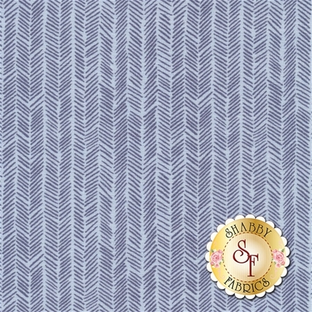 Hazelwood 36017-17 Sky by One Canoe Two for Moda Fabrics