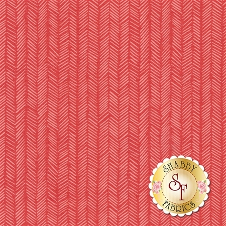 Hazelwood 36017-20 Persimmon by One Canoe Two for Moda Fabrics