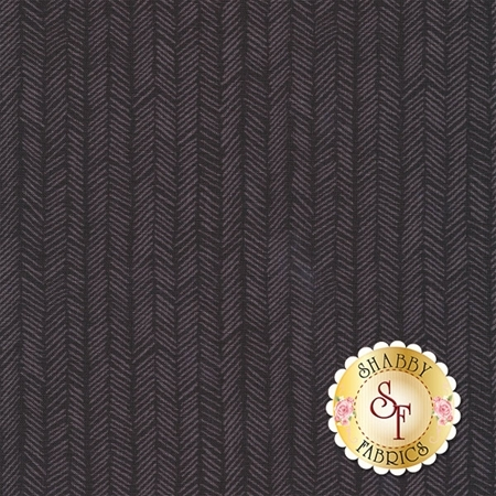 Hazelwood 36017-22 Charcoal by One Canoe Two for Moda Fabrics
