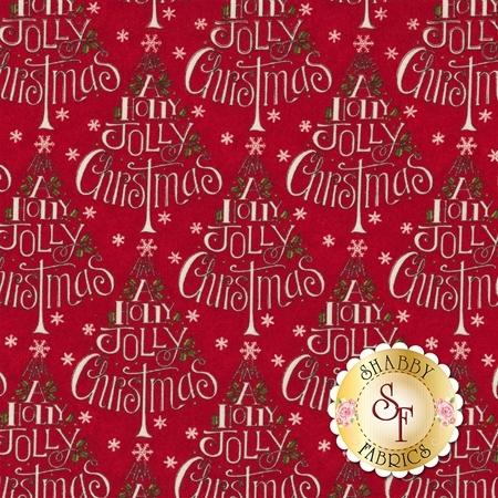 Hearthside Holiday 19831-14 by Deb Strain for Moda Fabrics