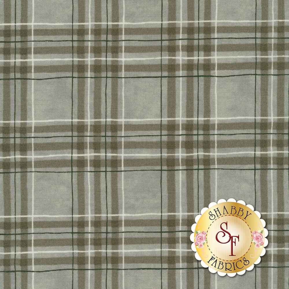 Hearthside Holiday 19835-14 Slate Grey for Moda Fabrics