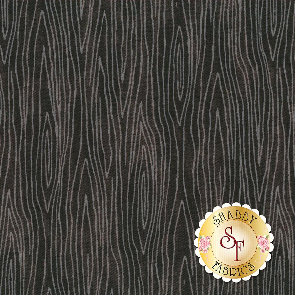 Hearthside Holiday 19837-13 Charcoal Black by Deb Strain for Moda Fabrics