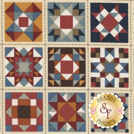Heritage Quilting 21928-12 by Northcott Fabrics