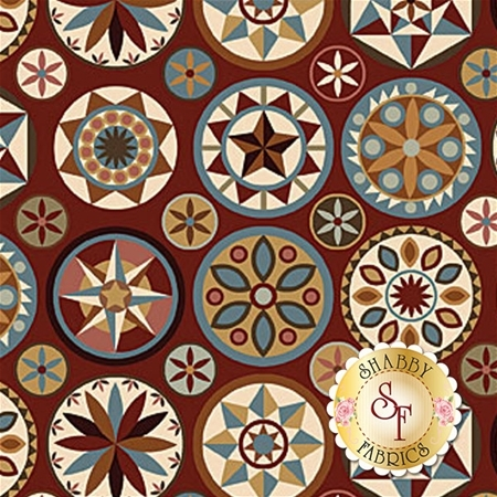 Heritage Quilting 21929-26 by Northcott Fabrics