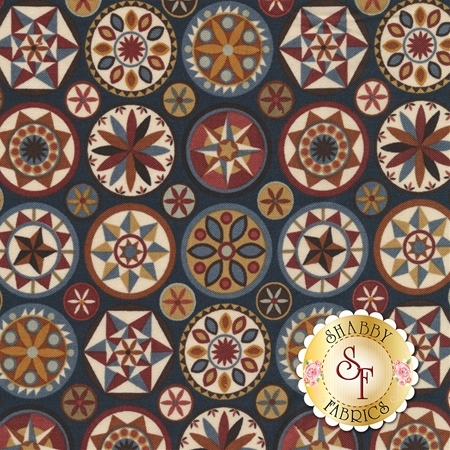 Heritage Quilting 21929-68 by Northcott Fabrics