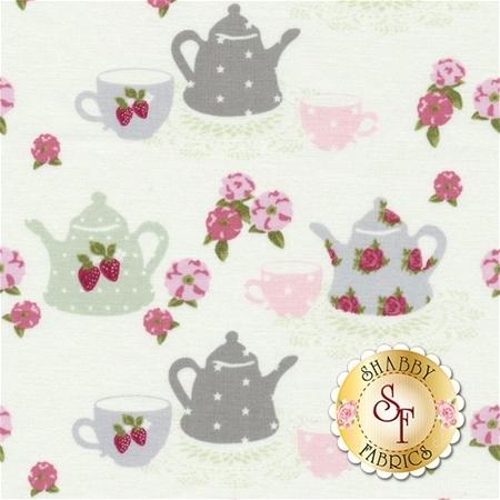 High Tea 31388-10 by Jera Brandvig for Lecien Fabrics