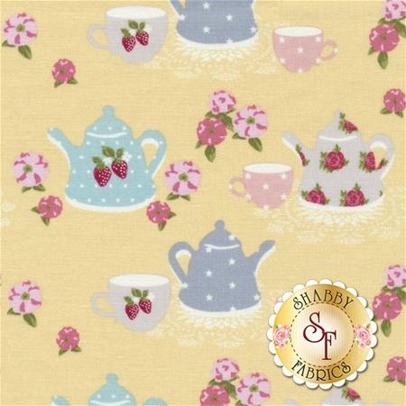 High Tea 31388-50 by Jera Brandvig for Lecien Fabrics REM A