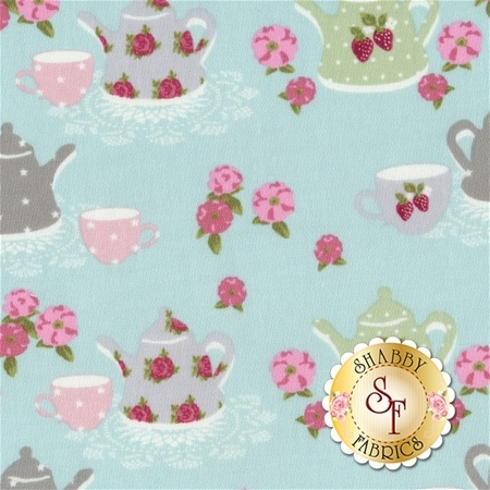 High Tea 31388-70 by Jera Brandvig for Lecien Fabrics