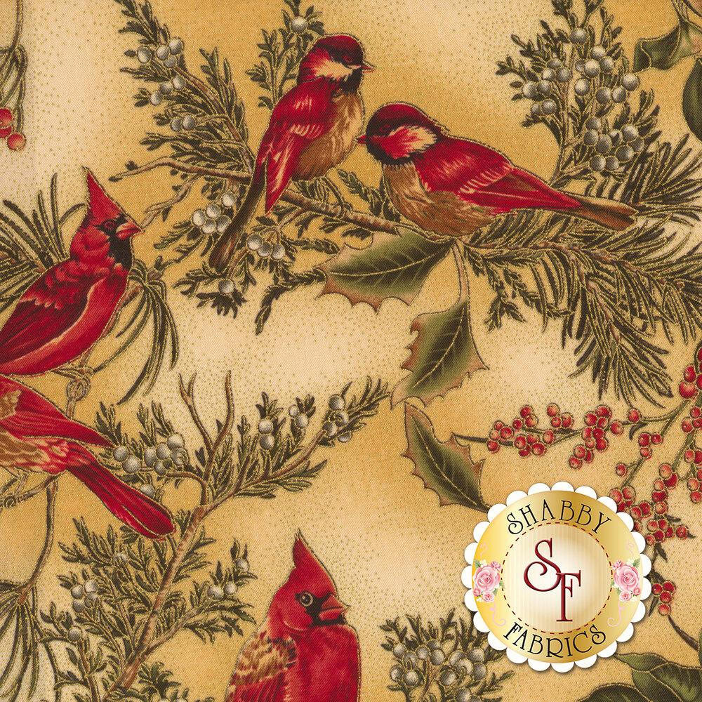 Hoffman Christmas 2018 H8821-33G for Hoffman Fabrics