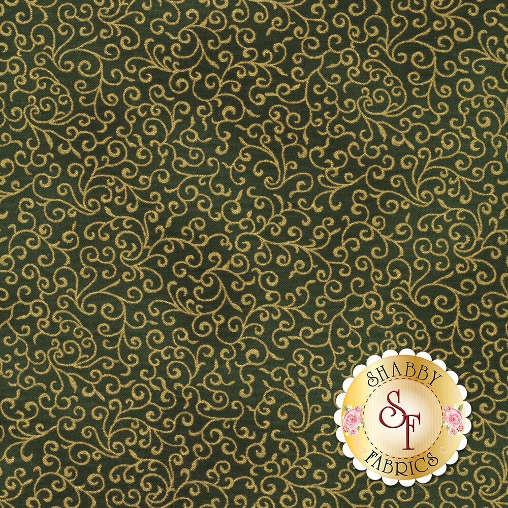 Hoffman Christmas 2018 P7618-60G for Hoffman Fabrics