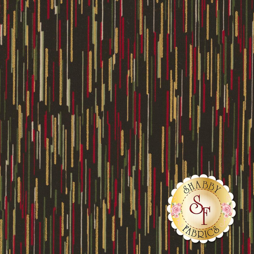 Hoffman Christmas 2018 Q7633-4G for Hoffman Fabrics