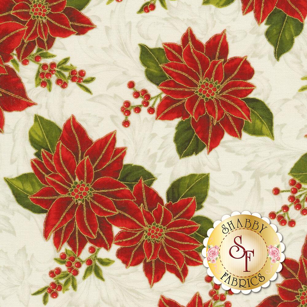 Hoffman Christmas 2018 Q7636-22G for Hoffman Fabrics