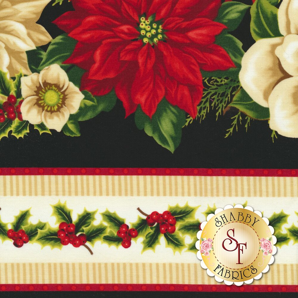Holiday Lane 68440-973 by Wilmington Prints