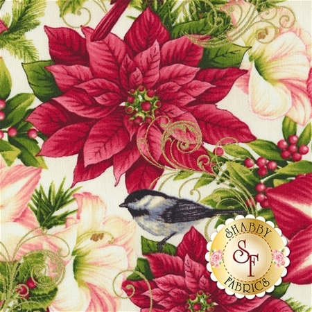 Holiday Flair 3781M-44 by Art Loft for Studio E