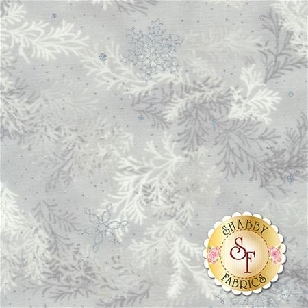 Holiday Flourish 10 16557-186 Silver by Robert Kaufman Fabrics