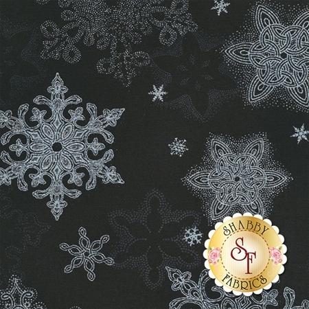 Holiday Flourish 10 16561-189 Ebony by Robert Kaufman Fabrics