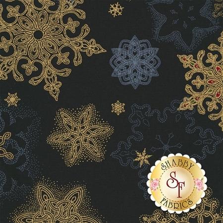 Holiday Flourish 10 16561-2 by Robert Kaufman Fabrics- REM
