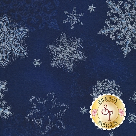 Holiday Flourish 10 16561-62 by Robert Kaufman Fabrics